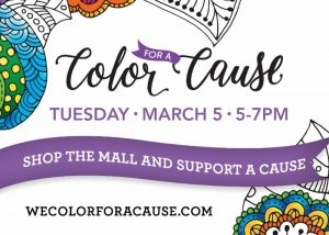Color for a Cause Promo Image with Date and Time Info